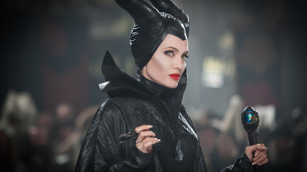 Angelina Jolie Maleficent 2014 0n