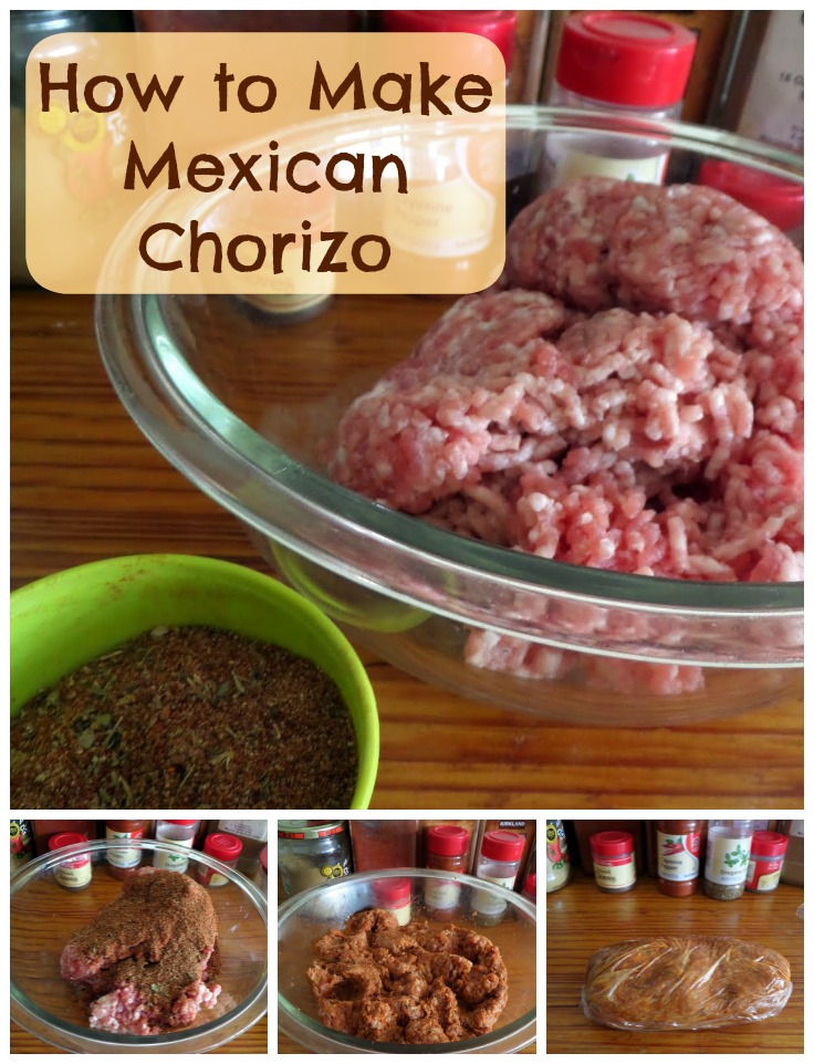 ground sausage mexican chorizo modernist cooking made easy mexico in ...