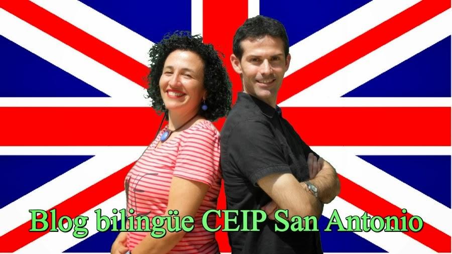 Blog bilingüe CEIP San Antonio