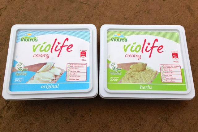 Viotros - Violife Creamy - Dairy Free Vegan Cream Cheese