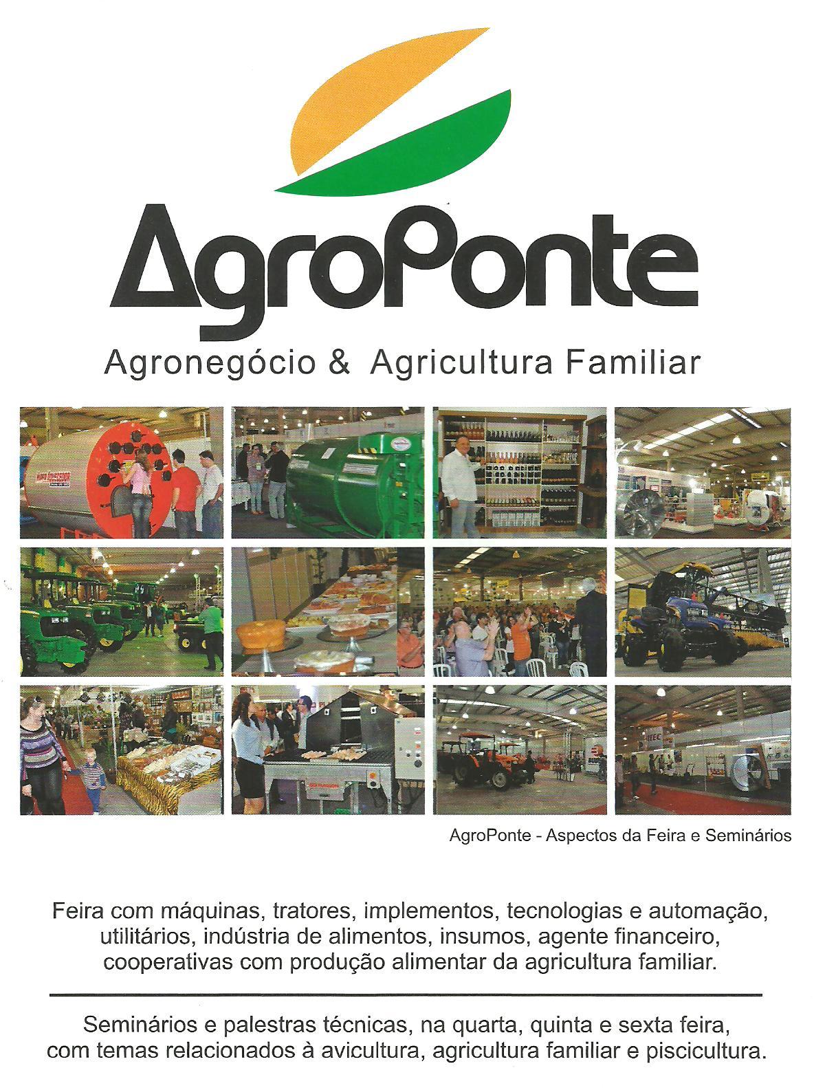 Associação dos Psicultores de Orleans participa da AgroPonte que inicia hoje em Criciúma