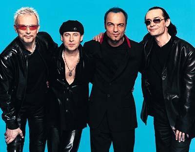 10 Lagu Scorpions Terbaik yang Populer