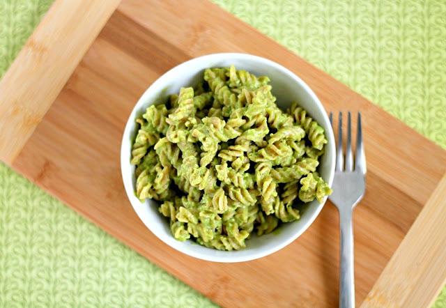 Index to The Recipe file: 15 Minute Creamy Avocado Pasta