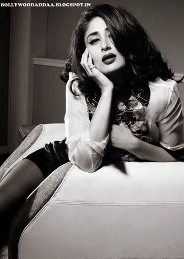 Kareena Kapoor on couch hot photos