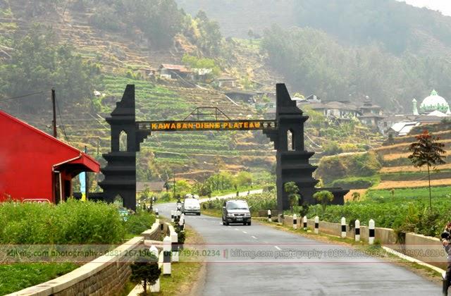 Obyek Wisata Dieng : Kawah, Candi , Telaga Warna - Photo oleh KLIKMG Photographer Indonesia