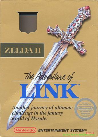 Recordemos Juegos: Zelda II: The Adventure of Link