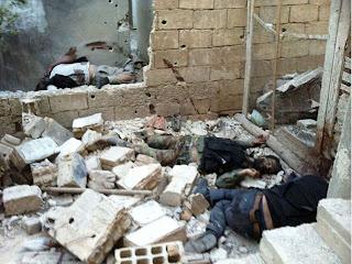KriKRIsis Di Syria | Kekejaman Rejim Syiah Bashar Al Assad di Al Qusair