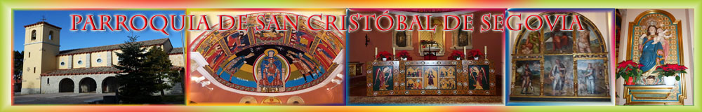 Parroquia de San Cristobal de Segovia