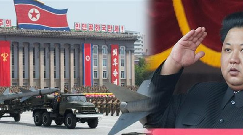 Νέα πυραυλική δοκιμή από τον Κιμ Γιονγκ Ουν