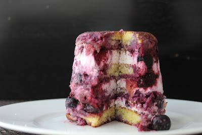 Yogurt Corncake Trifle