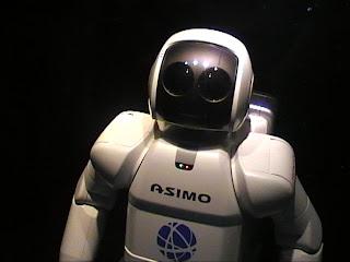 ASIMO Miraikan Tokyo Japon