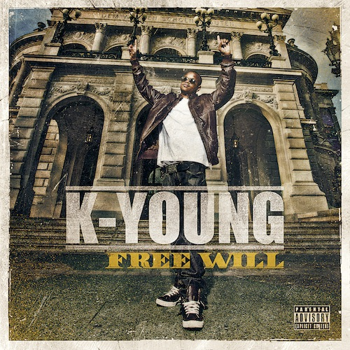 K-Young - Free Will (iTunes Version)-Album