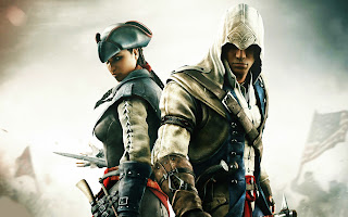 Assassins Creed III Liberatiın Aveline and Connor HD Wallpaper