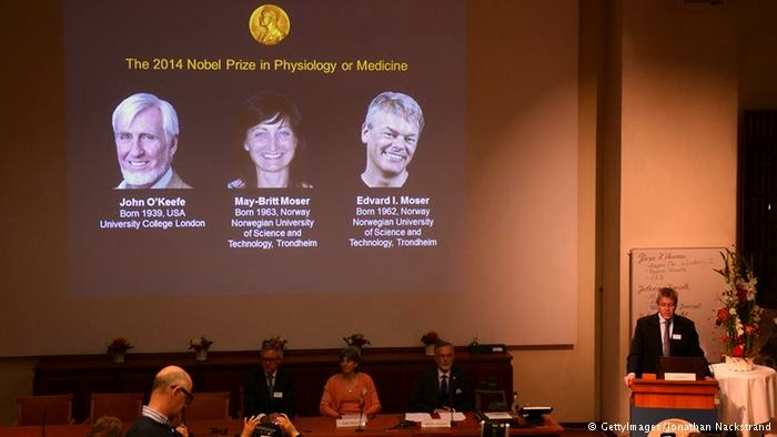 US-British scientist and Norwegians wins Nobel Prize in medicine