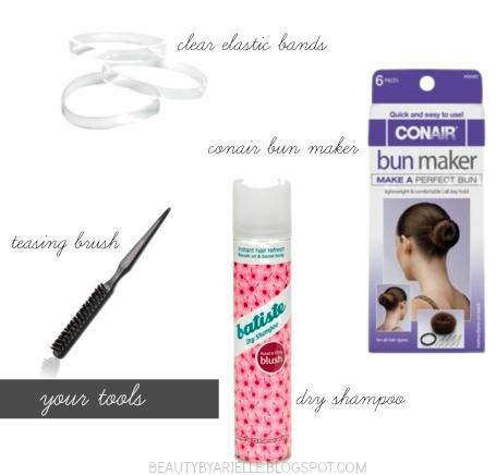 tools to make a bun