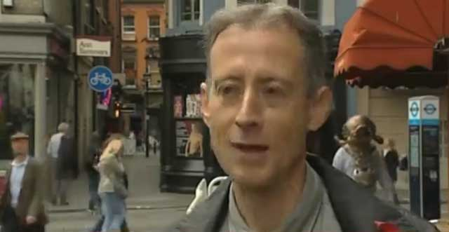 Gay and human rights campaigner, Peter Tatchell, was recently interviewed by ...