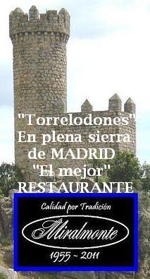"""TORRELODONES """"El Balcón de la Sierra de Madrid"""""""