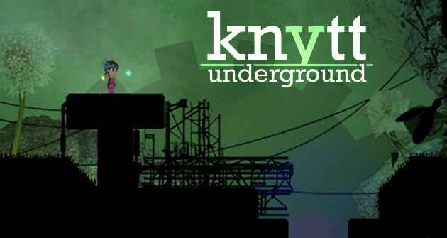 Knytt Underground will be coming to Wii U this December 19