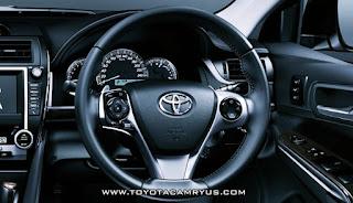 2015 Toyota Camry Atara SL Hybrid Interior