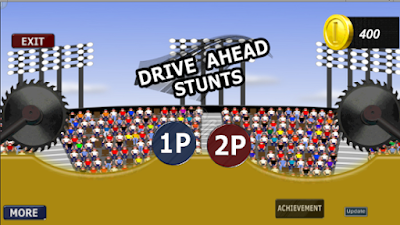 Screenshot: Drive Ahead Mod for Android