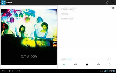 Shuttle+ Music Player v1.5.5 Apk Download