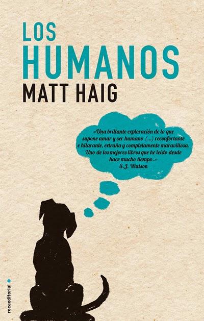 Los humanos Matt Haig