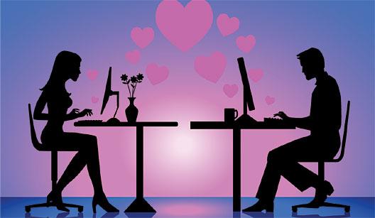 relacionamento - magrelo - Quando o relacionamento virtual se torna paixão