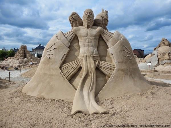 Amazing Sand Art
