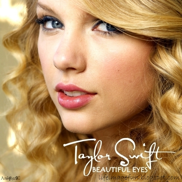 Beautiful Eyes Taylor Swift 5