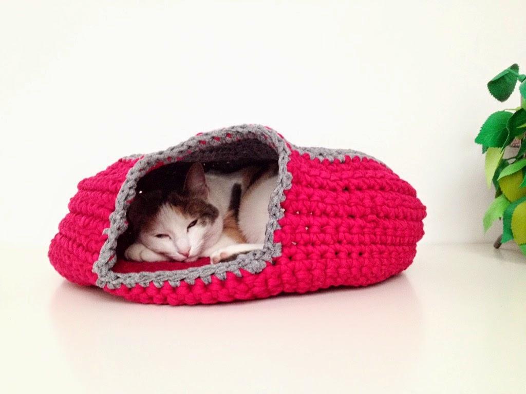 Annemaries Haakblog Cat Cave