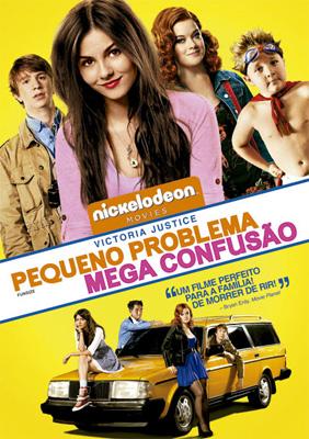 Capa Pequeno Problema, Mega Confusão (2012) Torrent 720p 1080p 4k Dublado Baixar