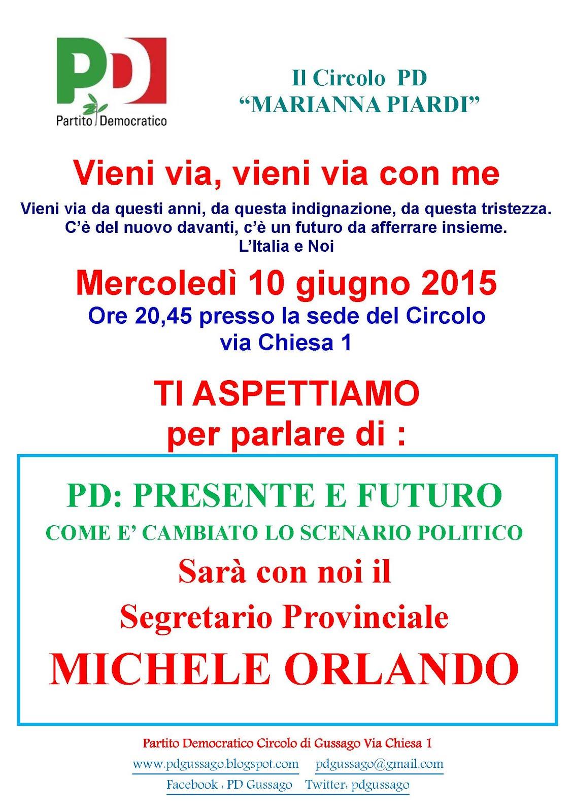 PD: Presente e Futuro