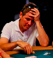 Steve Rosen wondering if he's going to bubble the 2011 WSOP Main Event