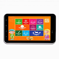 Cyrus Love Quran Tab 3G WiFi TV - 4 GB - Putih