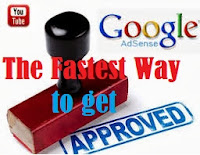 Adsense Hosted Account Approval Tricks the Fastest Way