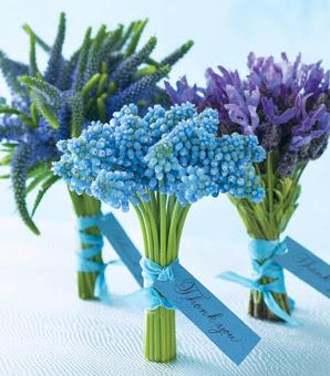 Fotos de Decoração de noivado azul: dicas e ideias