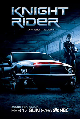 Tốc Độ Kinh Hoàng - Knight Rider (2008) Poster