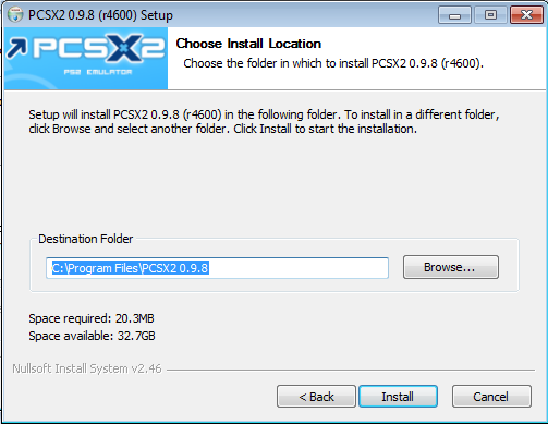 CARA SETTING EMULATOR PS2 PCSX2 0.9.8 DI PC / LAPTOP LENGKAP
