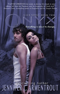 Book cover of Onyx by Jennifer L. Armentrout