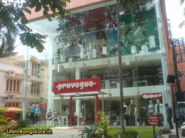 Provogue Indiranagar 100ft road