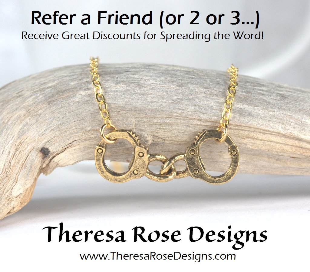 Theresa Rose Designs Referral Program
