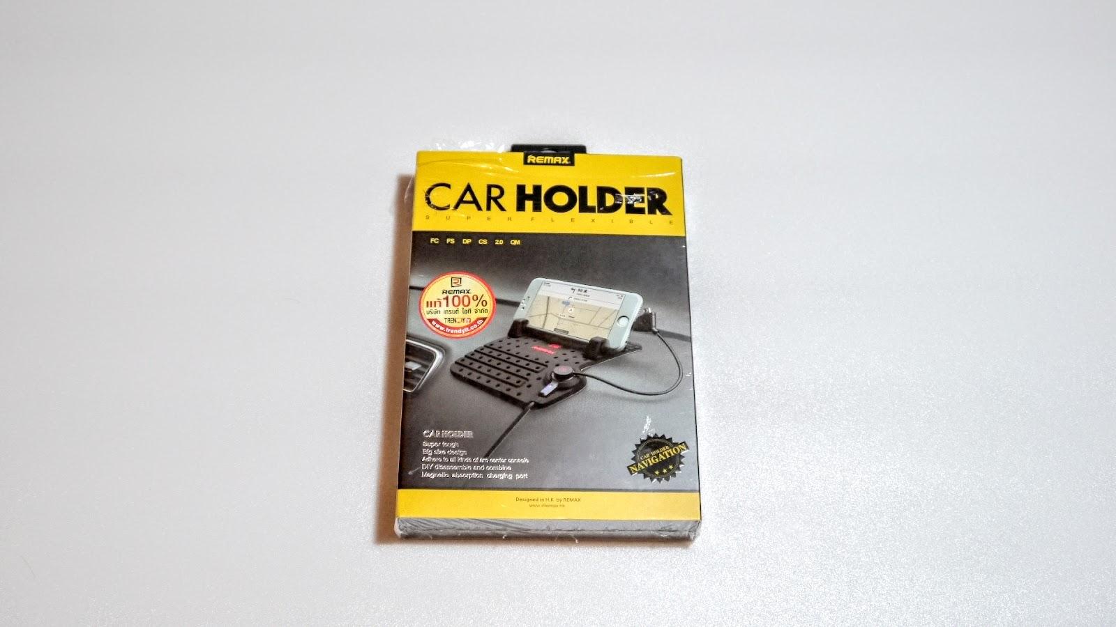 Guzap Review Remax Holder Super Flexible Car Design Carholder
