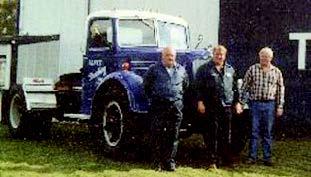 Alnye trucking