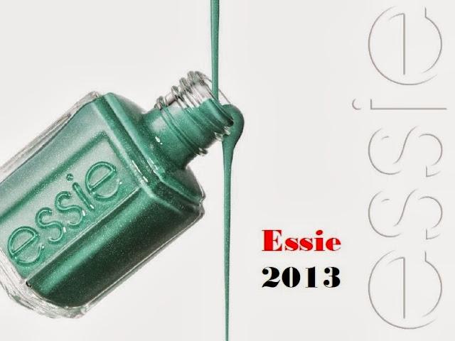 ESSIE август 2013 Лето продолжается!
