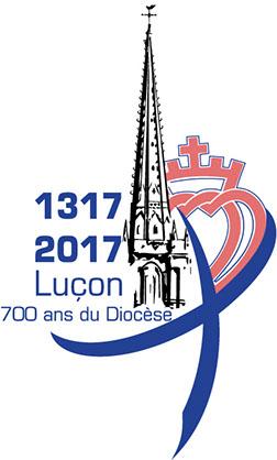 2017 : les 700 ANS DU DIOCÈSE DE LUçON