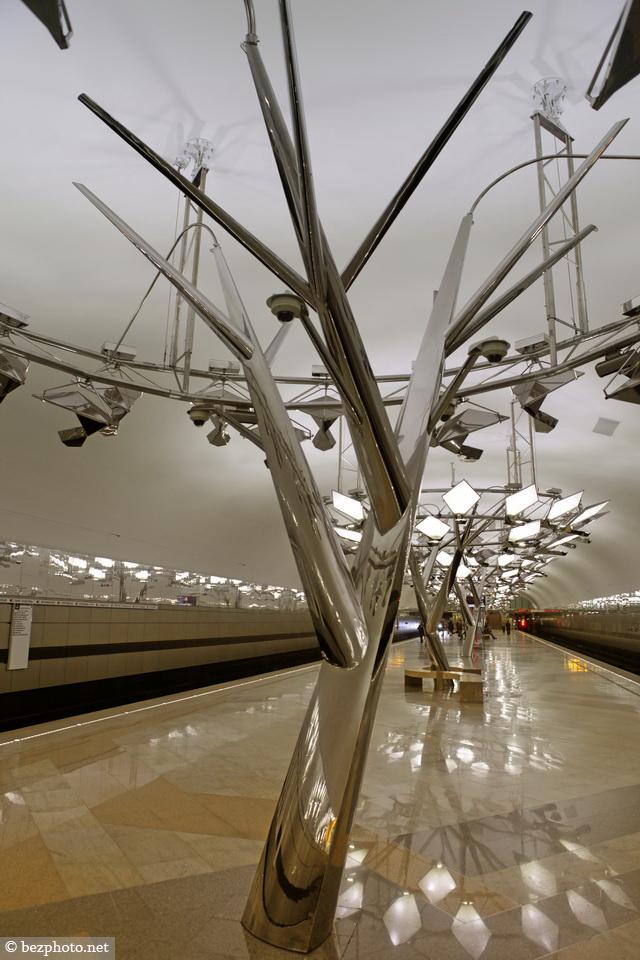 метро тропарево