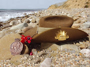 Dale HessCalendar20130422 : includes Alternative ANZAC Day . (anzac slouch hat)