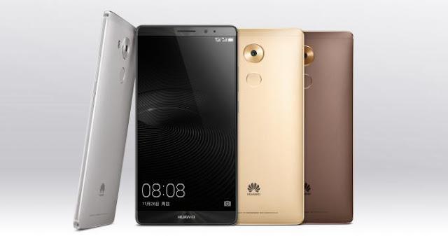 Huawei Mate 8 resmi diumumkan, ponsel 6 inci dengan spesifikasi kelas atas dan baterai 4,000 mAh