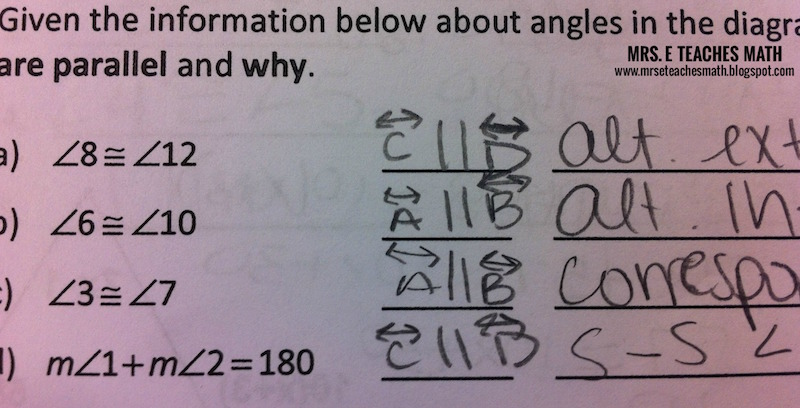Partial Credit - What would you do?  Mrs. E Teaches Math