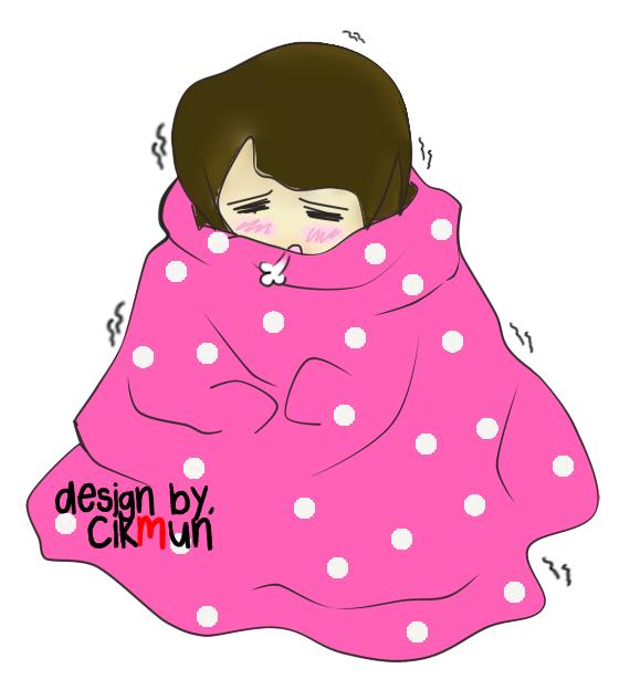 sejuk dan demam